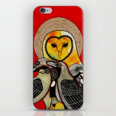 Kuslar iPhone & iPod Skin