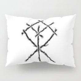 Rune Binding at Midnight Pillow Sham