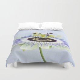 pation flower II Duvet Cover