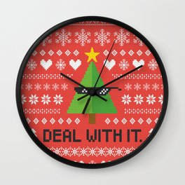 Deal with It. Wall Clock