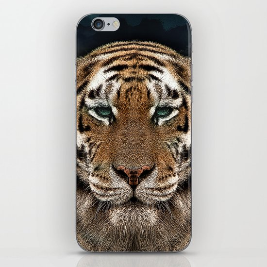 Sumatra and tiny iPhone & iPod Skin