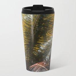 Into the Seychellian leaves Travel Mug