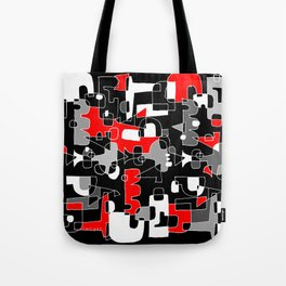 UNSOLVED PUZZLE Tote Bag