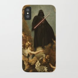 Savior   Darth Vader iPhone Case