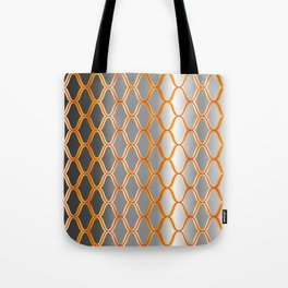 Traditional Japanese pattern AMIME Tote Bag