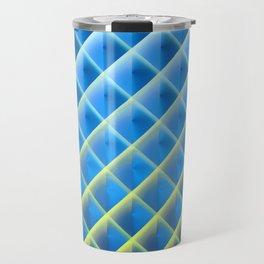 Deep Magic Grid 05 Travel Mug