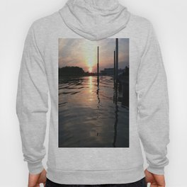 Sunset Ripples Hoody