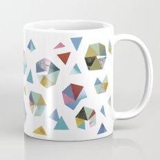 Color Hexagons Mug