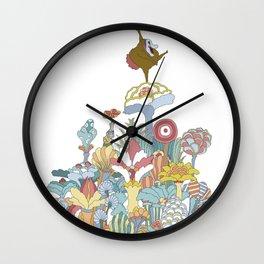 Pepperland Wall Clock