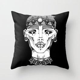 Ickus Throw Pillow