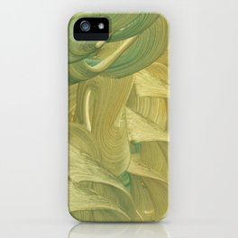 Saule iPhone Case