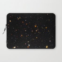 Beautiful Universe Ultraviolet Deepfield Galaxy Universe Star Map Laptop Sleeve