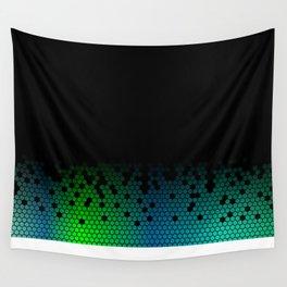 HONEY BLACK Wall Tapestry