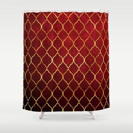 Moroccan Tile islamic pattern #society6 #decor #buyart #artprint Shower Curtain