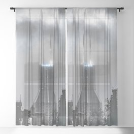 Shimao Sheer Curtain