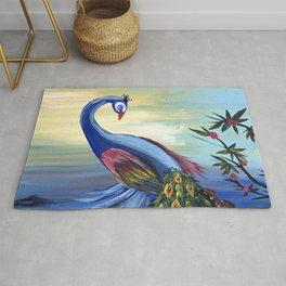 Peacock Life Rug