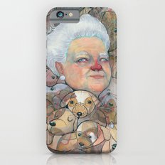 Miss Puppy iPhone 6s Slim Case