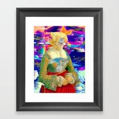 Slim Aarons' Cosmic Polloi Framed Art Print