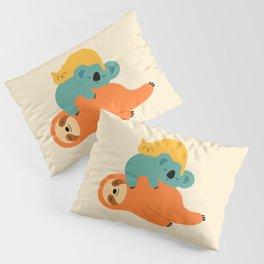 Being Lazy Pillow Sham