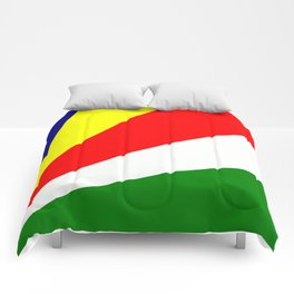Flag of Seychelles Comforters