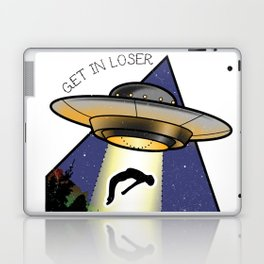 Get in Loser Laptop & iPad Skin