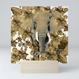 ELEPHANT Mini Art Print