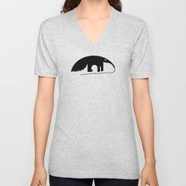 Angry Animals - Anteater Unisex V-Neck