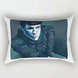 Spock Rectangular Pillow