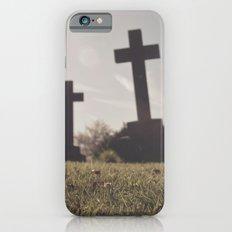it's so depressing when people die in real life... iPhone 6s Slim Case