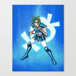 Caballero de Mercurio Canvas Print