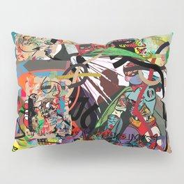 Crime City Pillow Sham
