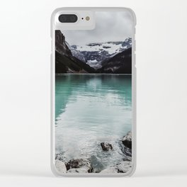 Lake Louise, Canada Clear iPhone Case