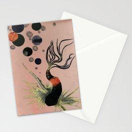 Koi Bubbles Stationery Cards