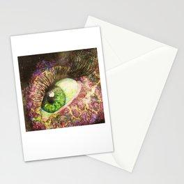 Galaxy Eye Stationery Cards