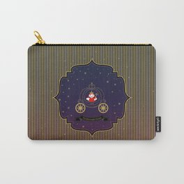 The Moonlight Parade-Queen Carry-All Pouch