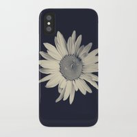 daisy iPhone & iPod Cases featuring Daisy  by Marianne LoMonaco