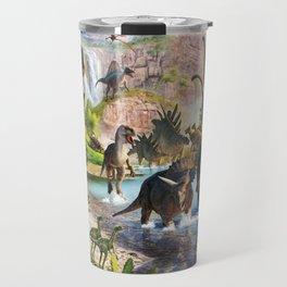 Jurassic dinosaur Travel Mug