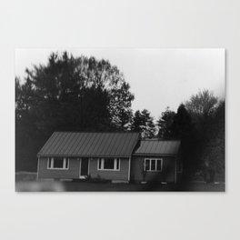 Neighbors Canvas Print