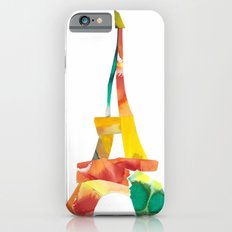Colorful France iPhone 6s Slim Case
