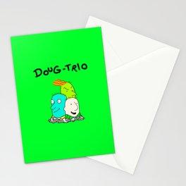 Nostalgic Dougtrio Stationery Cards