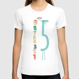 High 5! T-shirt