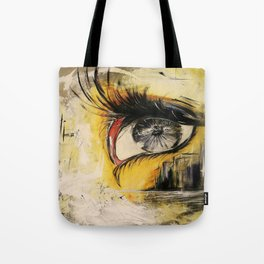 city eye Tote Bag