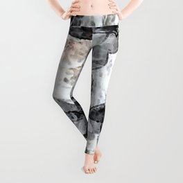 Floral Graphic Leggings