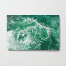 Whirlpool 2 Metal Print