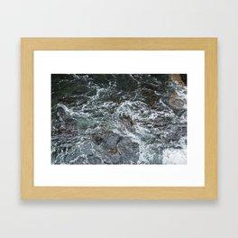 The Lost Coast, CA #2 Framed Art Print