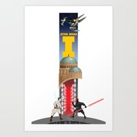 SW EPI: The Jerk Art Print
