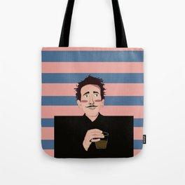 Adrien Brody as Dimtri - Wes Anderson Tote Bag