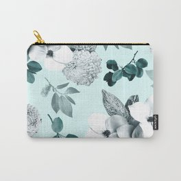 Night bloom - moonlit mint Carry-All Pouch