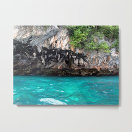 Thailand Ocean Metal Print
