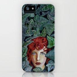 Pamela Isley iPhone Case